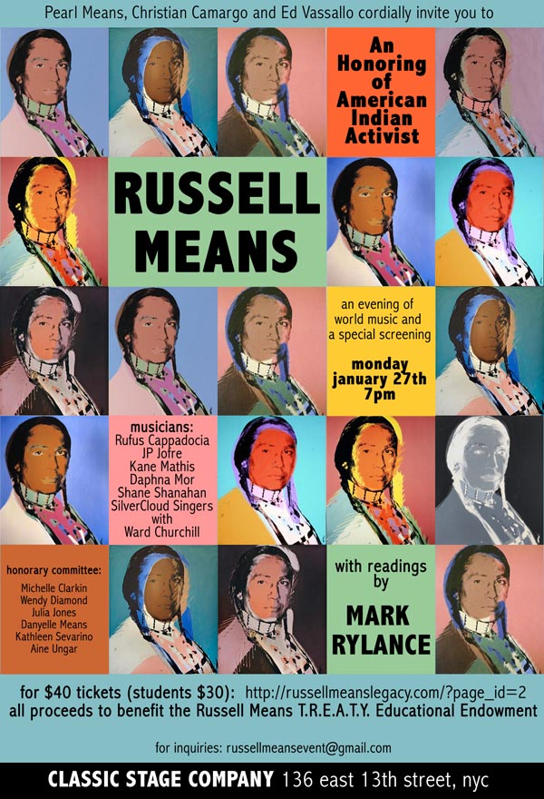 the legacy of russell means russell means freedom